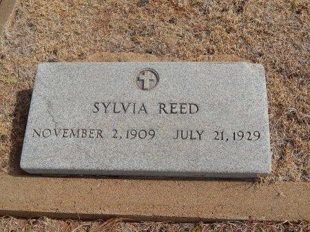 REED, SYLVIA - Woods County, Oklahoma   SYLVIA REED - Oklahoma Gravestone Photos