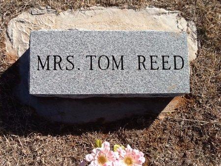 REED, TOM (MRS) - Woods County, Oklahoma | TOM (MRS) REED - Oklahoma Gravestone Photos