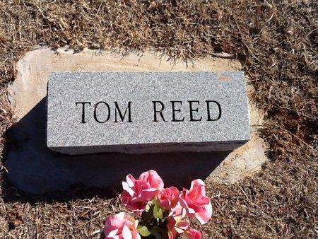 REED, TOM - Woods County, Oklahoma | TOM REED - Oklahoma Gravestone Photos