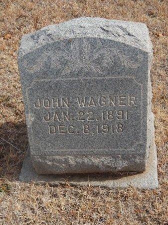 WAGNER, JOHN - Woods County, Oklahoma | JOHN WAGNER - Oklahoma Gravestone Photos