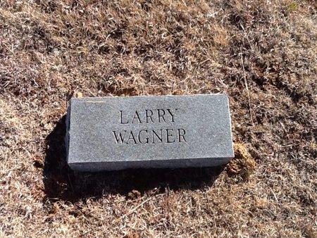 WAGNER, LARRY - Woods County, Oklahoma | LARRY WAGNER - Oklahoma Gravestone Photos