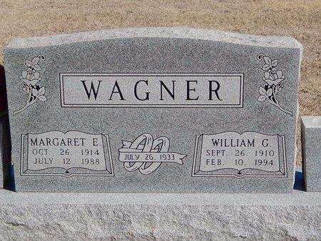 WAGNER, WILLIAM G - Woods County, Oklahoma | WILLIAM G WAGNER - Oklahoma Gravestone Photos