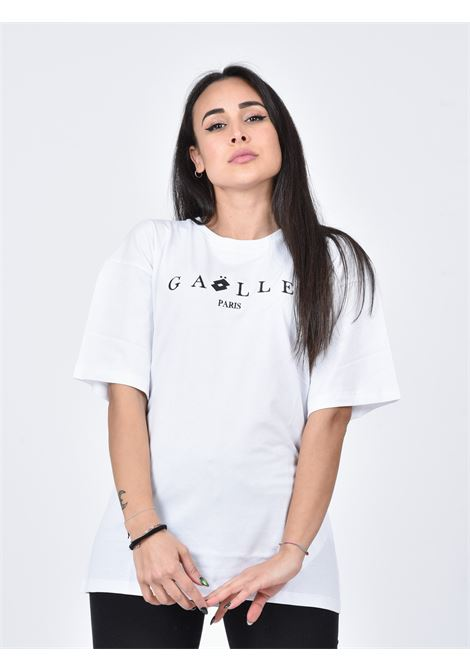 T-SHIRT GAELLE PARIS LOTTO LOTTO X GAELLE | T-shirt | LTGD228BIANCO