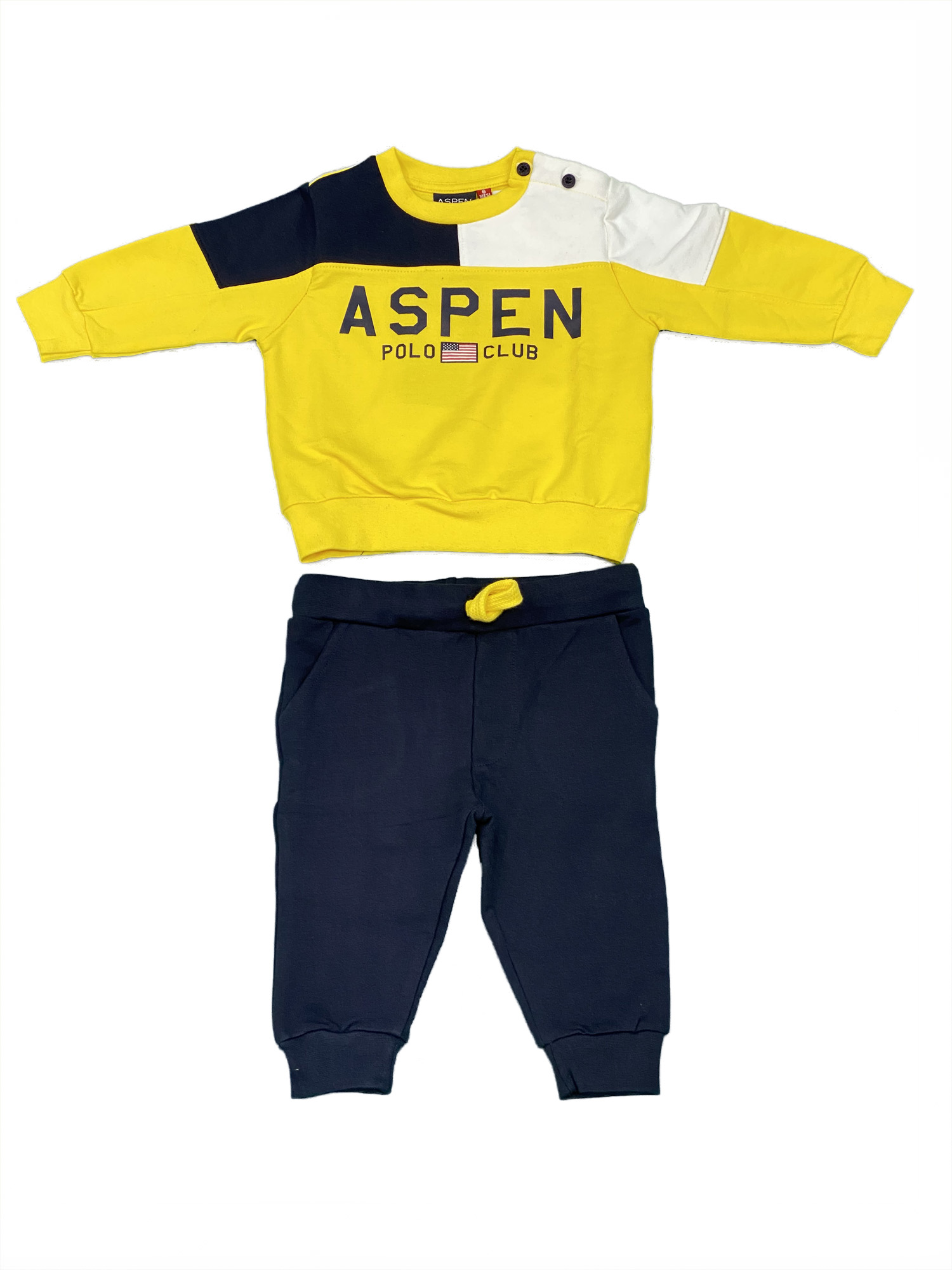 TUTA ASPEN POLO CLUB ASPEN POLO CLUB | Tuta | 1075T034300