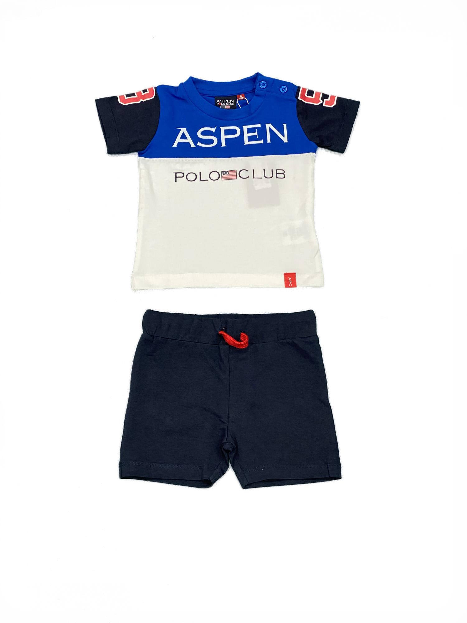 COMPLETO ASPEN POLO CLUB ASPEN POLO CLUB | Completo | 1076K033500