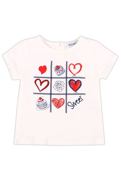 T-Shirt Meilisa Bai MEILISA BAI   T-shirt   FL2808