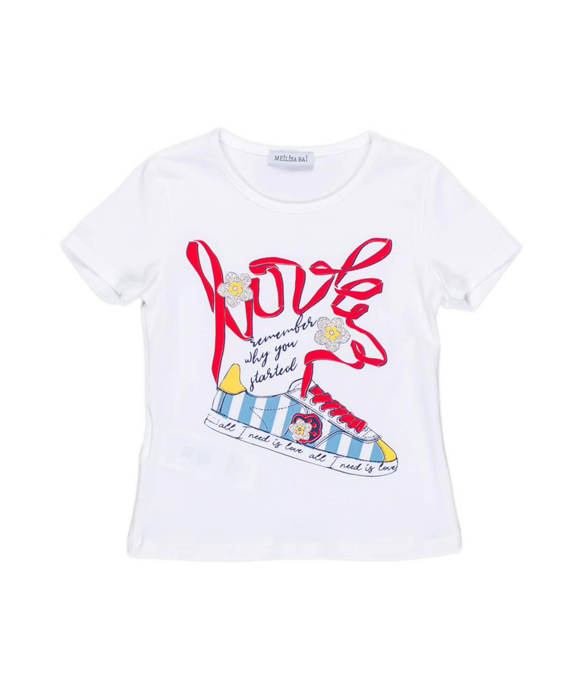 T-shirt Meilisa Bai MEILISA BAI | T-shirt | FL2890