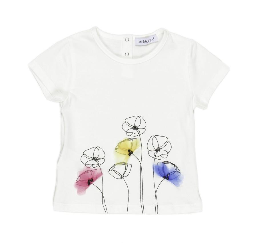 T-Shirt Meilisa Bai MEILISA BAI   T-shirt   FL3133