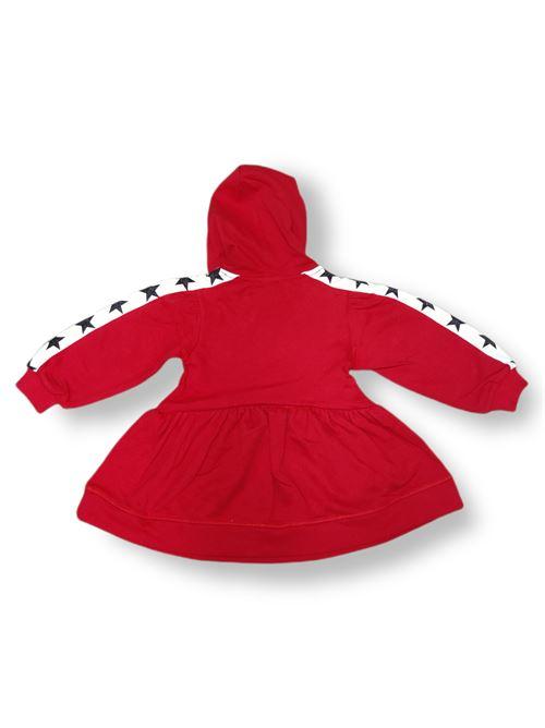 Felpa a vestito Gaialuna GAIALUNA | Vestito | GB348300