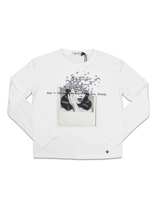 T-SHIRT POLAROID TO BE TOO | T-shirt | TBT52800