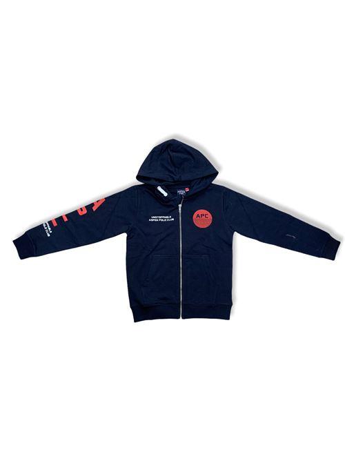 Felpa Aspen Polo Club ASPEN POLO CLUB | Giacchino | 1035F049300