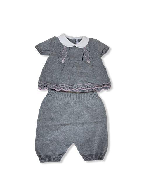 Completo Bebè di Almy BEBE' DI ALMY | Completo | 2P26CORT-0400
