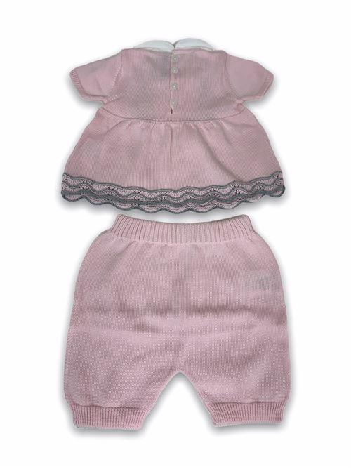 Completo Bebè di Almy BEBE' DI ALMY | Completo | 2P26CORT-0402