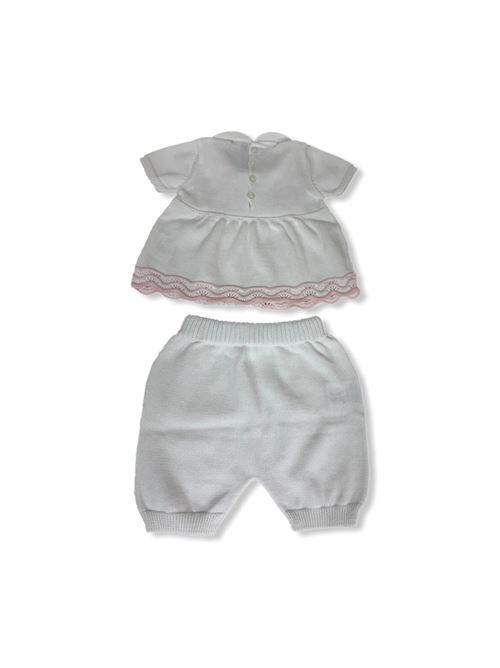 Completo Bebè di Almy BEBE' DI ALMY | Completo | 2P26CORT-0403