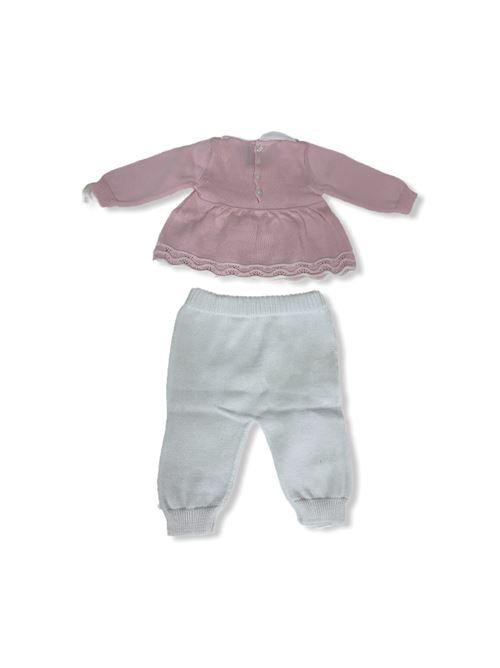 Completo Bebè di Almy BEBE' DI ALMY | Completo | 2P26LUNG-0400