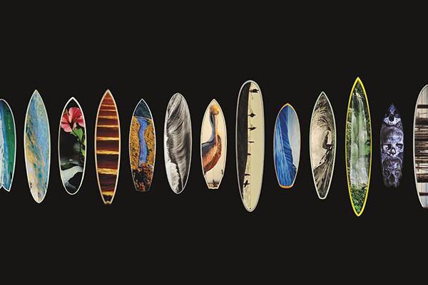 15 Surfboards by 15 Shapers | Tony Arruza