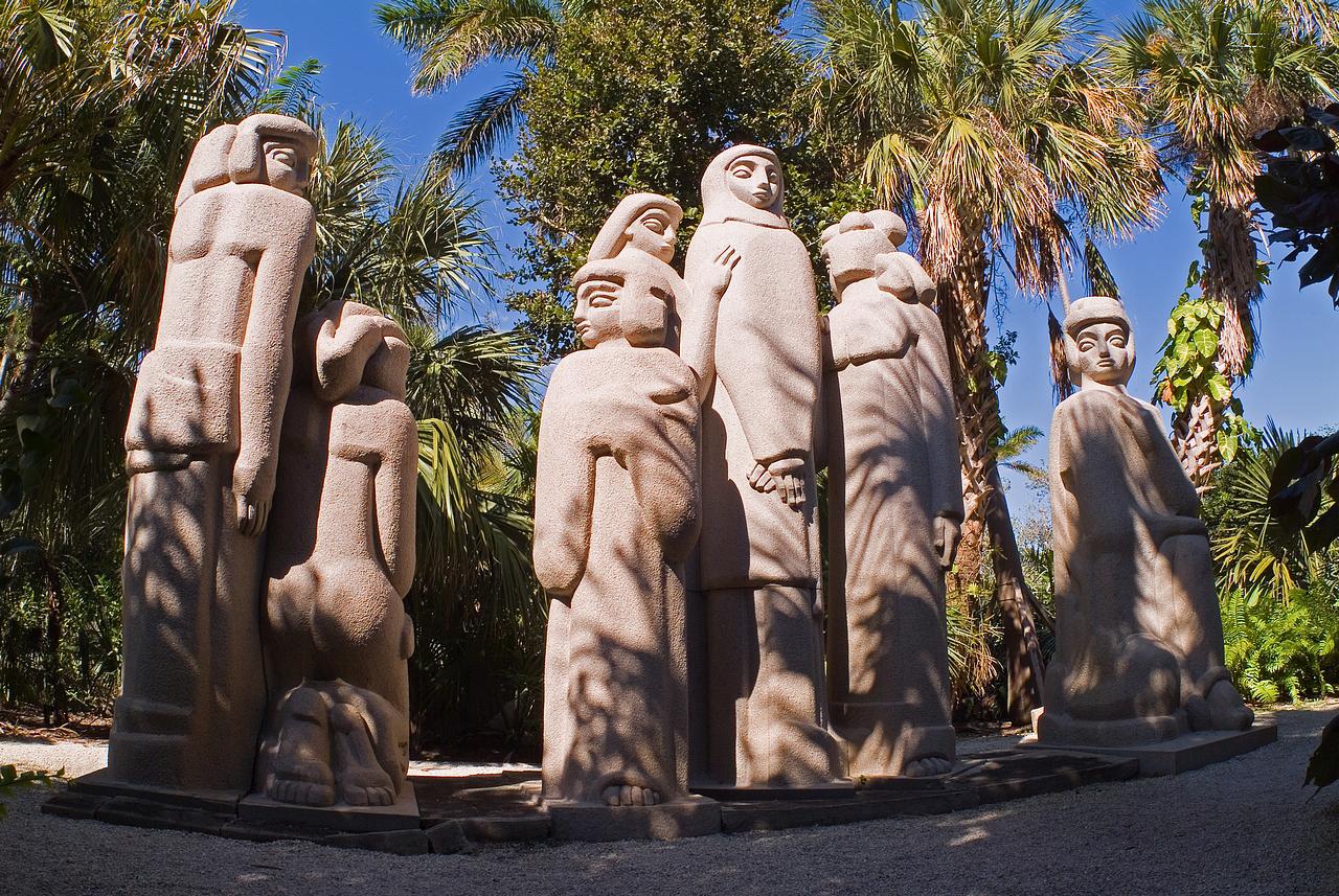 Ann Norton Sculpture Gardens