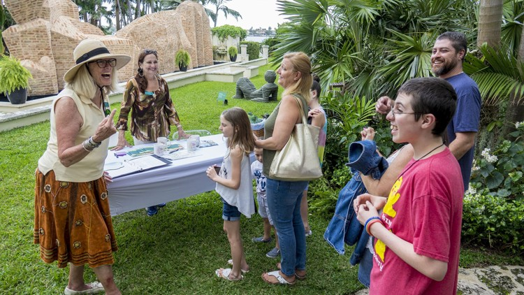 Ann Norton Sculpture Gardens - Richard Graulich Palm Beach Daily News