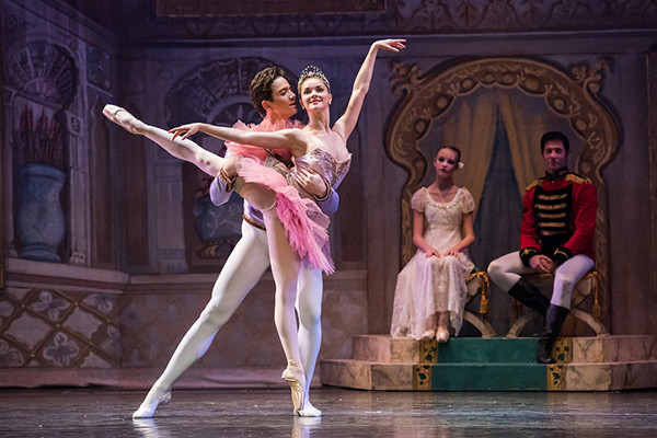 Boca Ballet Theatre - photo by Silvia Pangaro