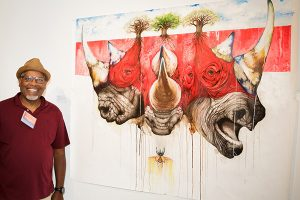 Anthony Burks Sr. Biennial 2019 Cultural Council of Palm Beach County