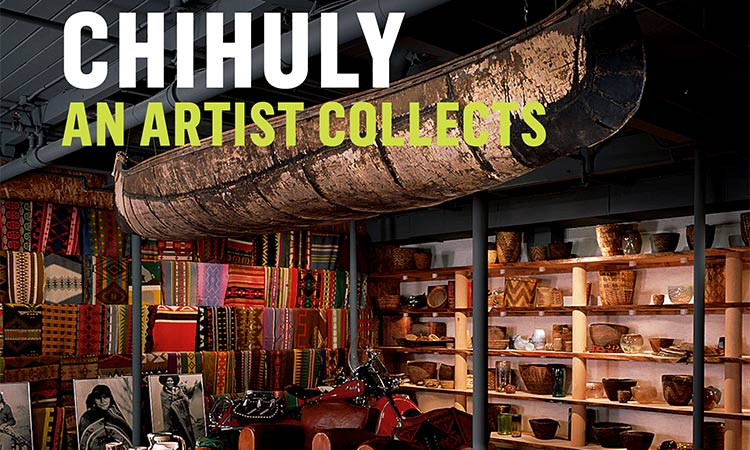 "Bruce Helander Lecture - ""Chihuly: An Artist Collects"""