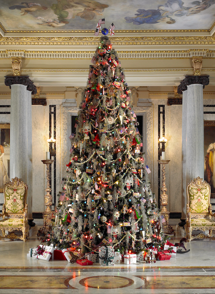 Christmas at Whitehall: Holiday Evening Tours at the Flagler Museum