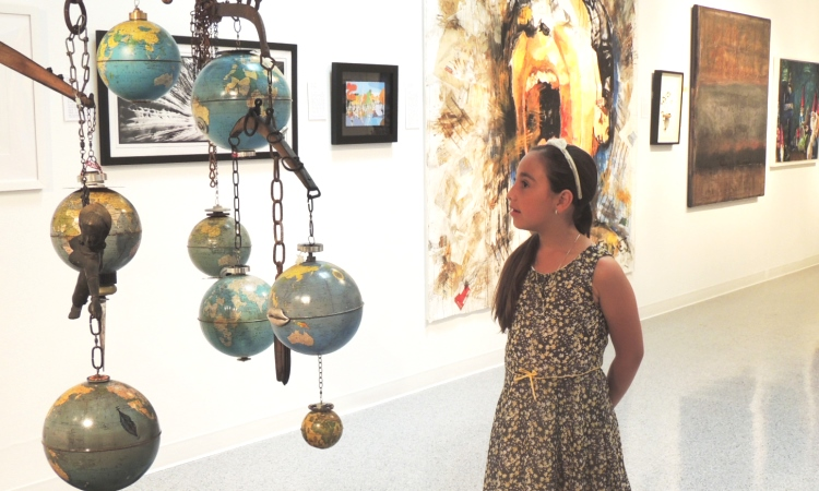 Gallery Tour for Early Learners
