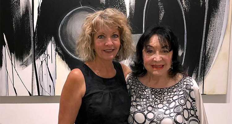 Debra Yates and Dina Baker