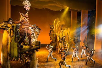 Disneys The Lion King - Kravis on Broadway