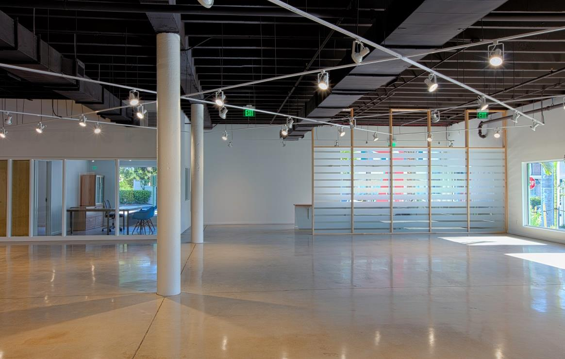 Art Warehouse Delray Beach - Free on the Inside Exhibition