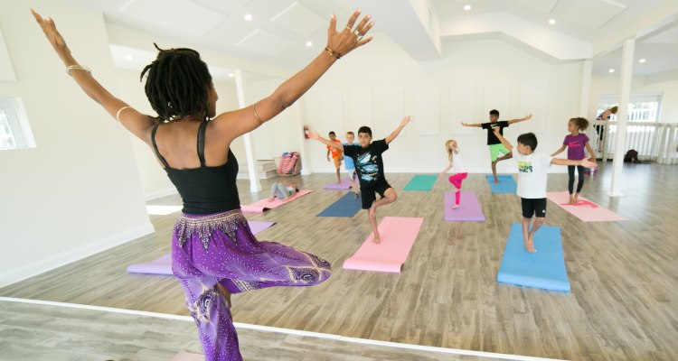 Gratitude and Grounding – Yoga Rocks!