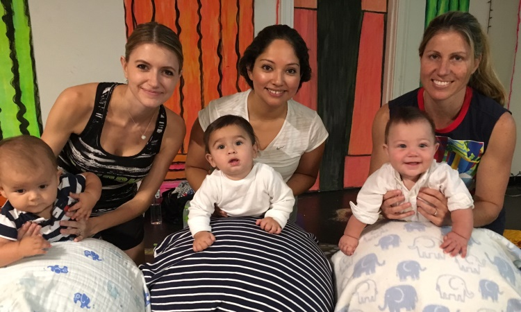 Babies and Tots Yoga Class