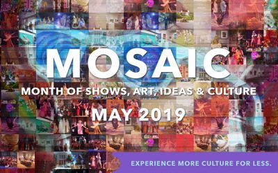 MOSAIC - Month of Shows, Art, Ideas & Culture in The Palm Beaches