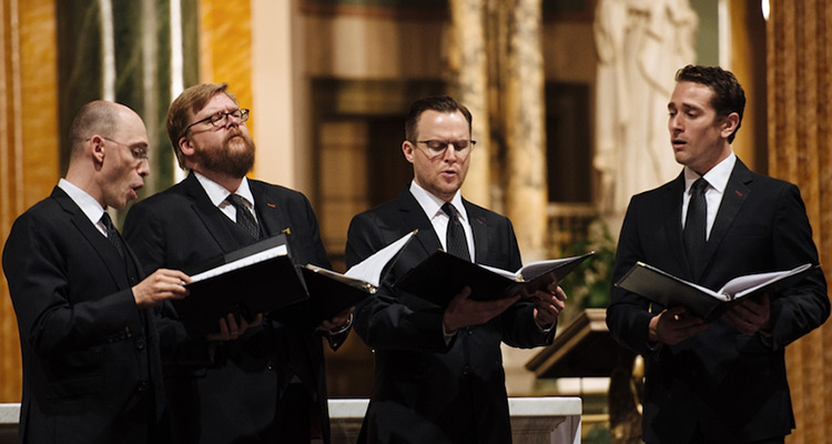The Society of the Four Arts New York Polyphony December 2018