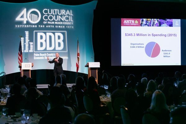 Randy Cohen - Arts Mean Business Luncheon