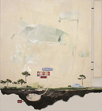 Rick Newton - In the Book of Daniel - Biennial 2019