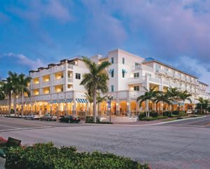 Seagate Hotel & Spa, Delray Beach art&culture magazine Winter 2019