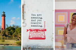 Jupiter Lighthouse Boca Museum of Art WRDSMTH