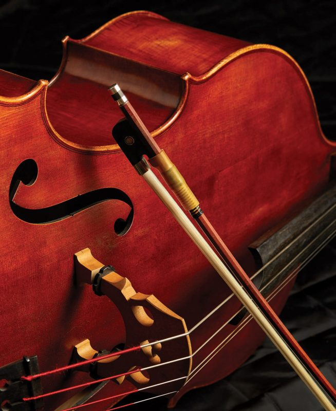 Sweet Music art&culture magazine spring 2018 double bass