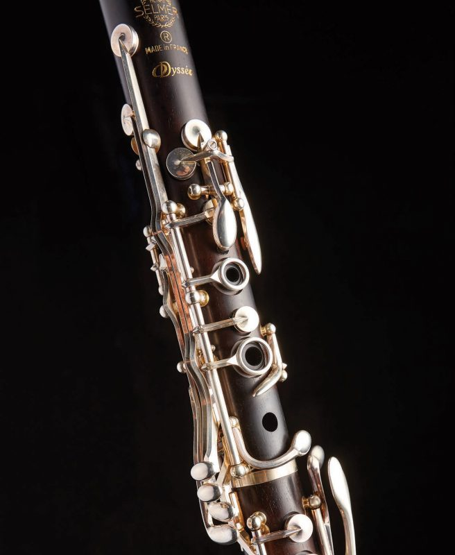 Sweet Music art&culture spring 2018 clarinet