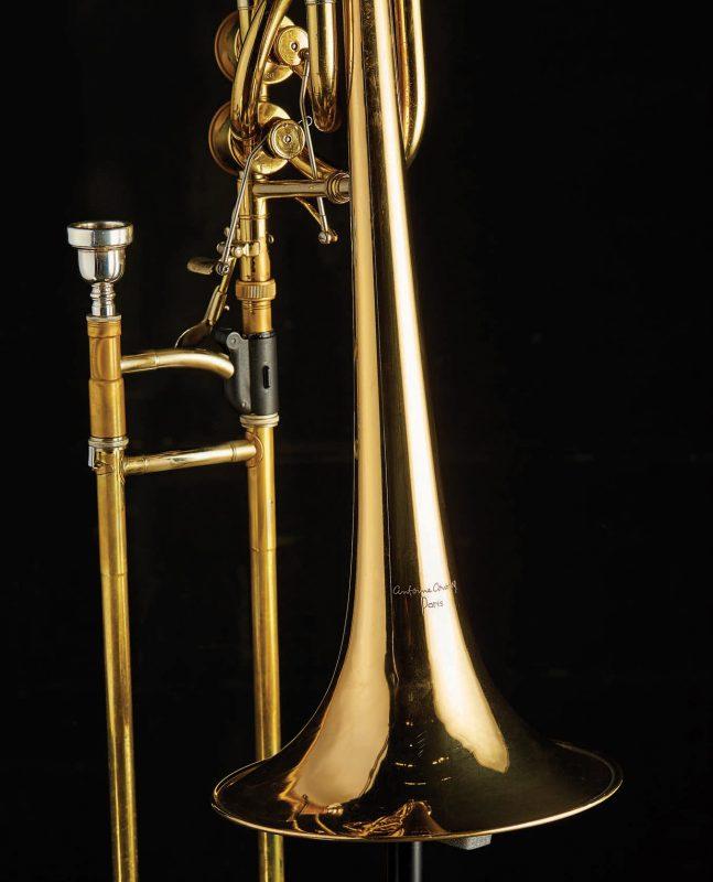 Sweet Music art&culture magazine spring 2018 trombone