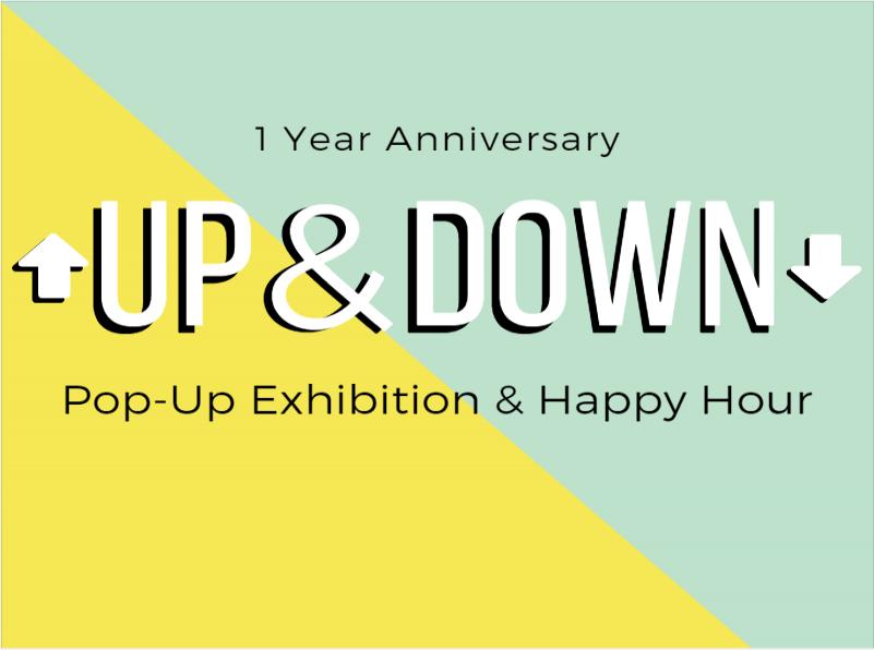 arts warehouse - up&down