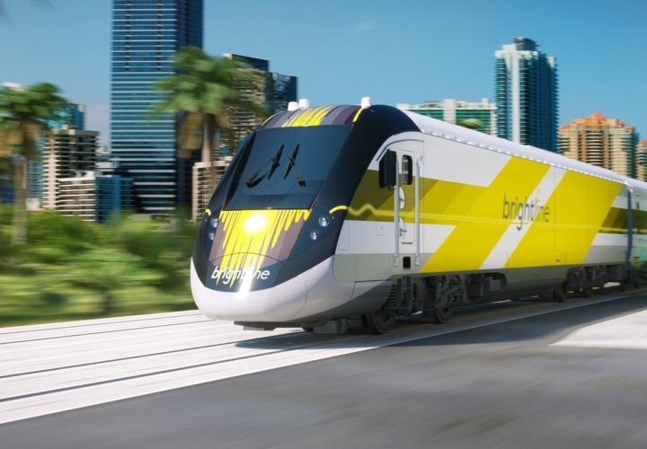 Brightline makes getting here a breeze