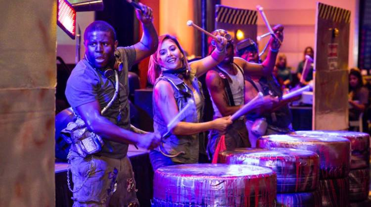 CAR D.O Drum Fitness – Creative Aerobic Rhythms