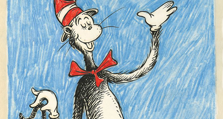 The Art of Dr. Seuss Opening Reception