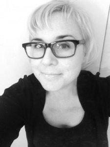 Nichole Hickey, Manager of Artist Services