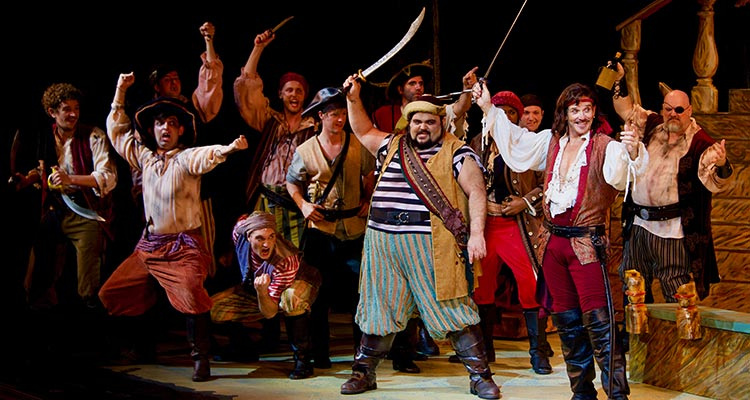 Pirates of Penzance The Wick Theatre and Costume Museum