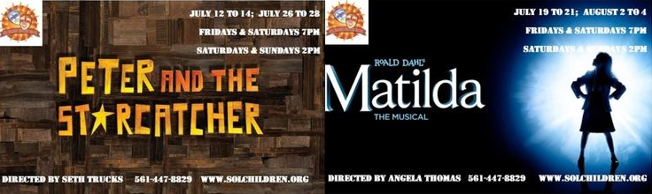 Summertime Magic at Sol Children's Theatre