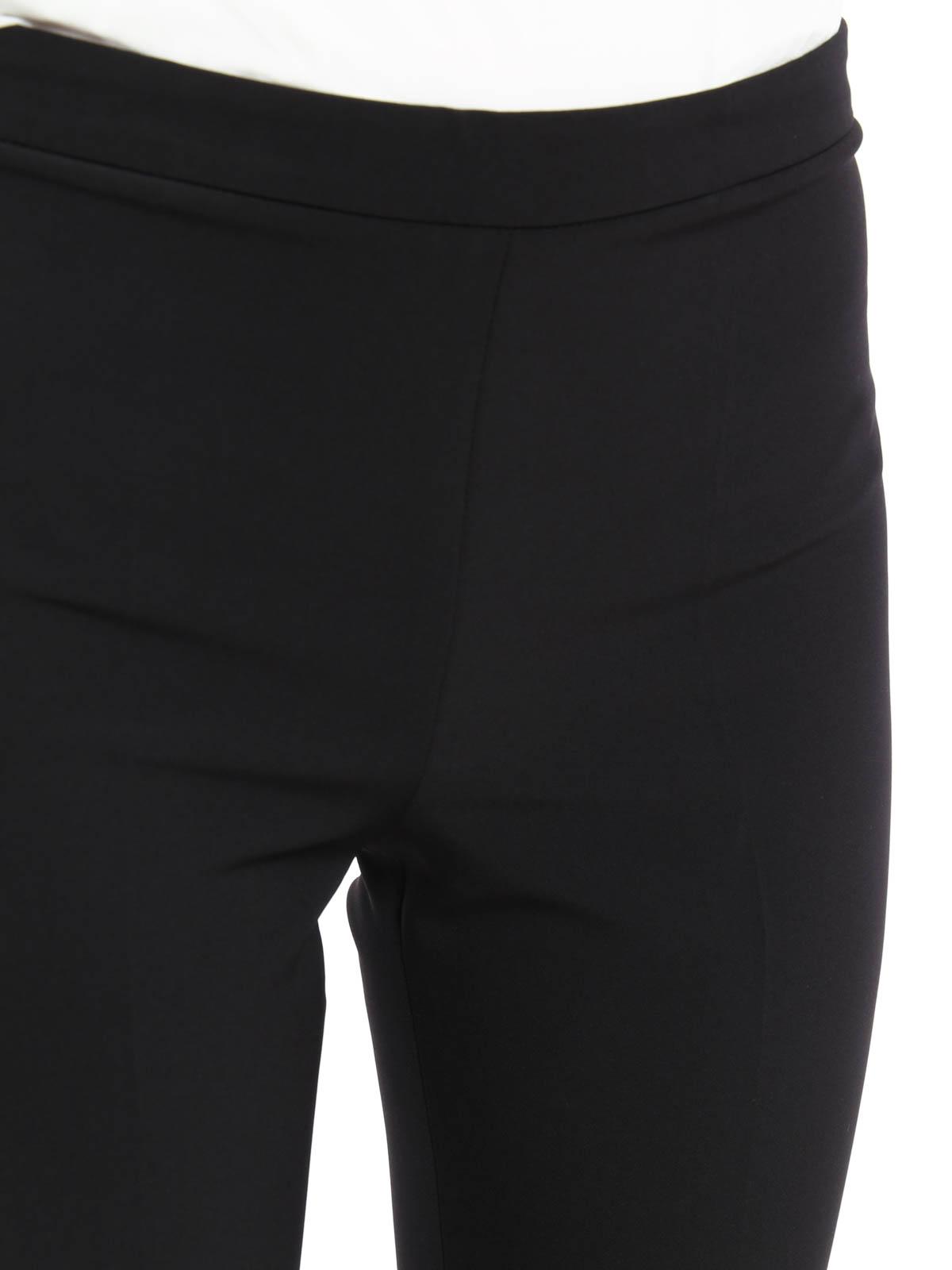 Pantaloni crop in cady PAOLO FIORILLO CAPRI | 40000001 | 31-0476 SN-23070138-019