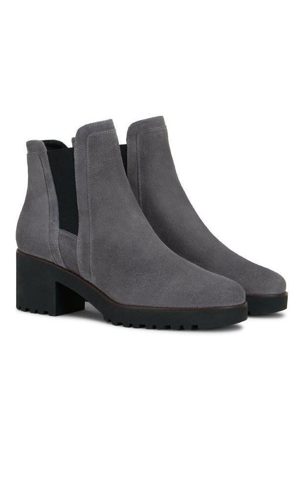 33afd44106 H277 ankle boots in suede - HOGAN - Paolo Fiorillo